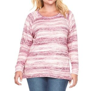 """Sonoma """"The Supersoft Top"""" Long Sleeve in Pink"""